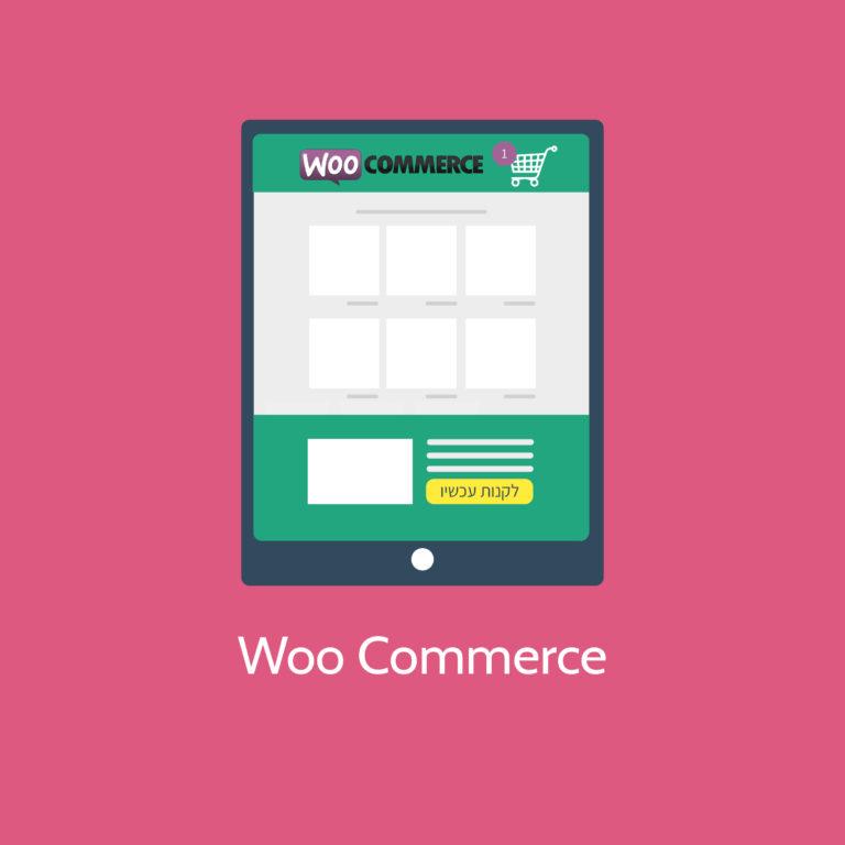 הקמת חנויות אינטרנטיות ווקומרס